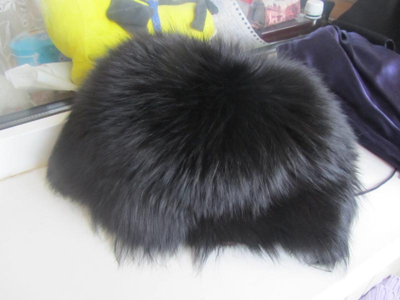 Перешив меховой шапки