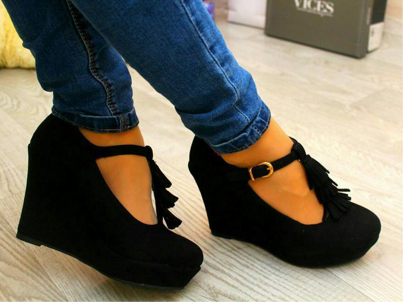 Туфли женские на платформе цена