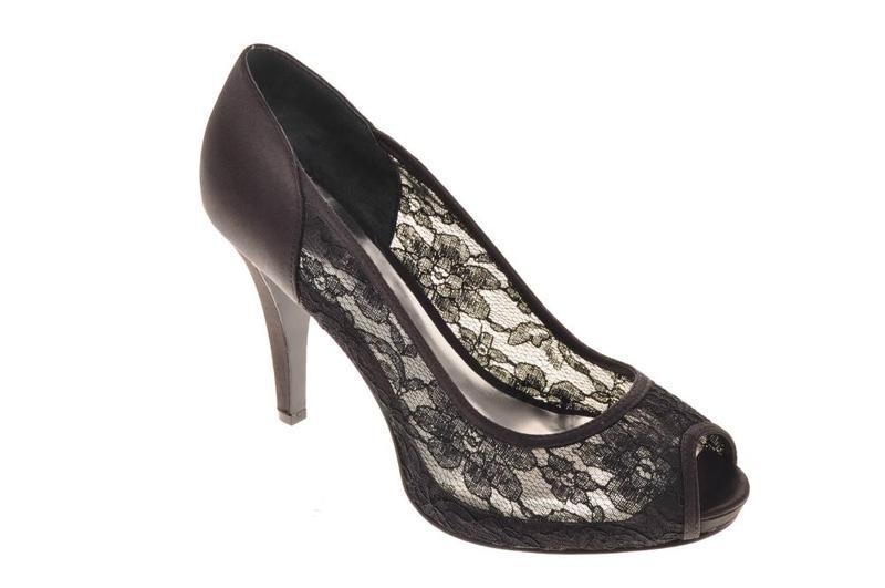 Туфли кружевные в интернет магазине недорого