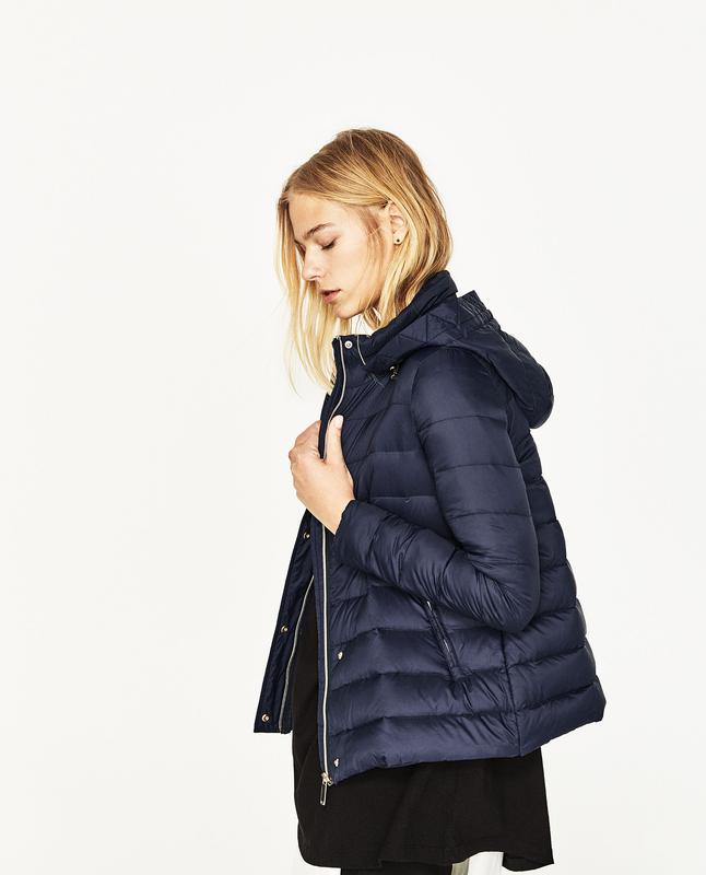 Зара куртки женские 2017