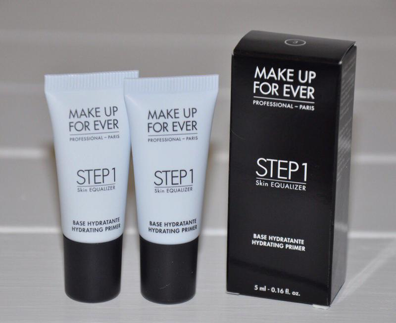 Step 1 skin equalizer база под макияж make up for ever