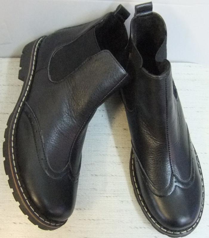 ботинки женские честер каталог