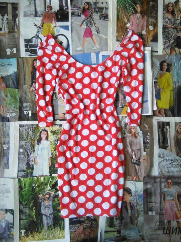 Платье river island красное