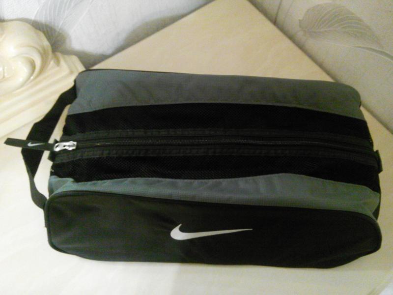 1dfccaaad915 ... Женская сумка для обуви и спортивной одежды nike ,нидерланды бренд  новая2 фото ...