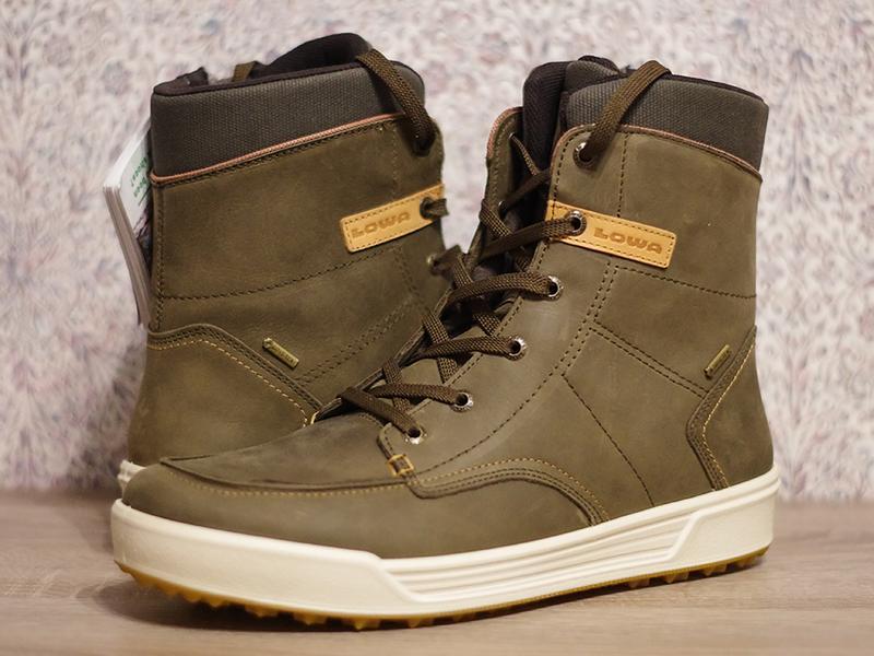 2018 sneakers really cheap outlet store sale Ботинки lowa glasgow ii gtx mid: купить по доступной цене в Киеве ...