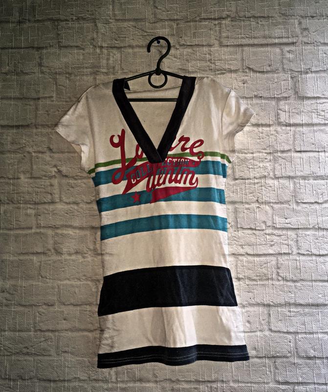 Туника с капюшоном / удлинённая футболка ? Gloria Jeans, цена - 50 грн, #26096977, купить по доступной цене | Украина - Шафа