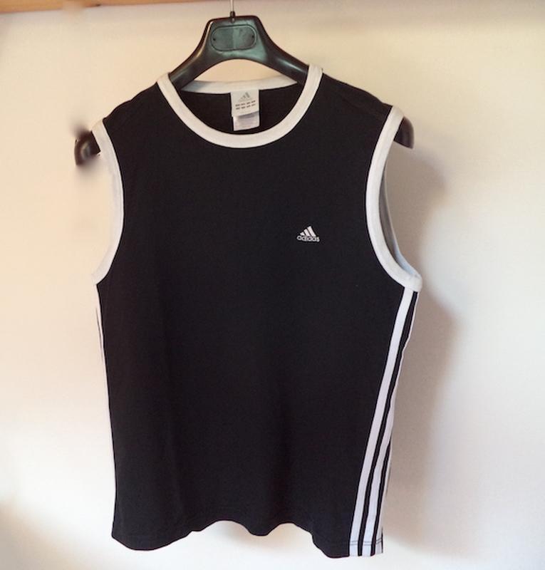 Майка брендовая адидас на л Adidas, цена - 99 грн, #26143631, купить по доступной цене | Украина - Шафа