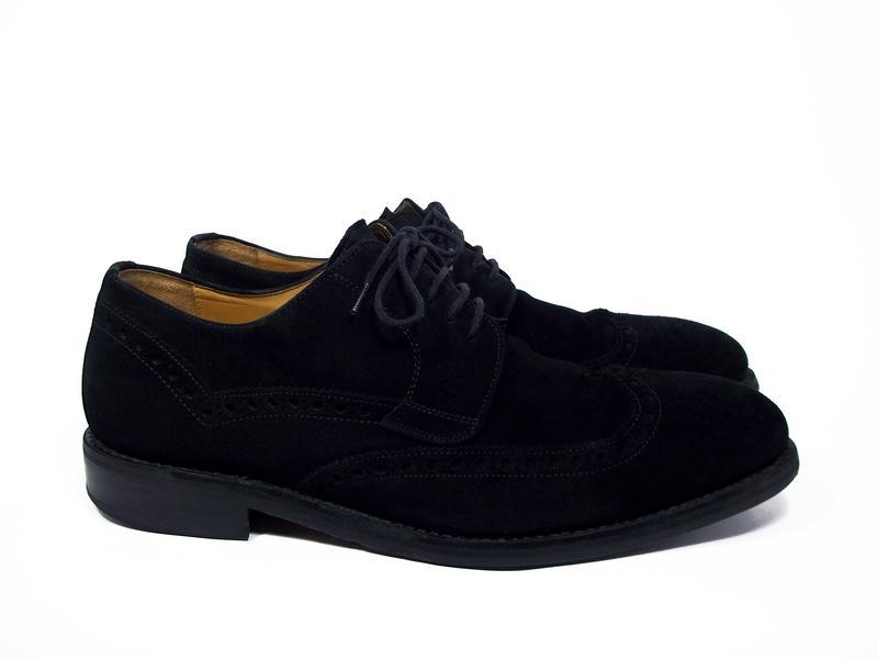 Berwick 1707 suede brogues замшевые броги туфли: купить по доступной цене в Киеве и Украине | SHAFA.ua