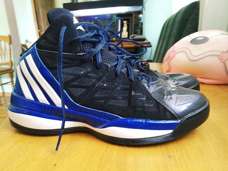 Кроссовки adidas originals 44.5 баскетбольные. (Adidas) за 800 грн. | Шафа