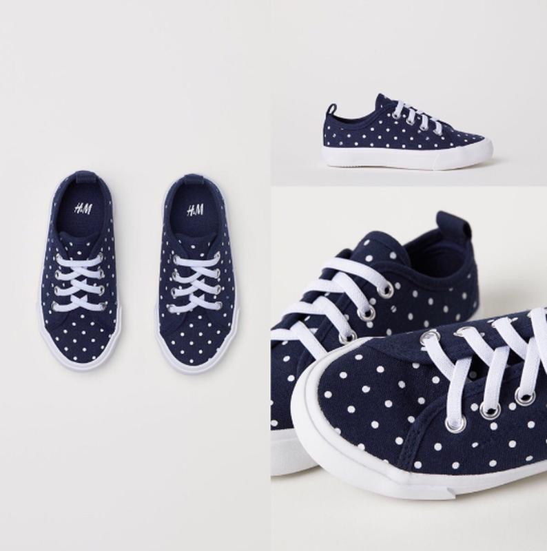 Кроссовки, кеды, слипоны для девочки h&m H&M, цена - 399 грн, #26347169, купить по доступной цене | Украина - Шафа