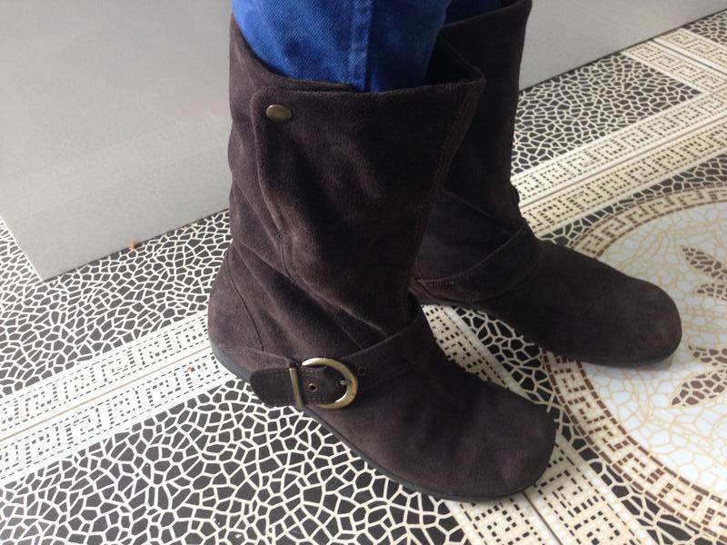Американские кожаные сапоги white mointain 38,5-39 каждодневное обновление- подписуйтесь1 ... e153738e90a