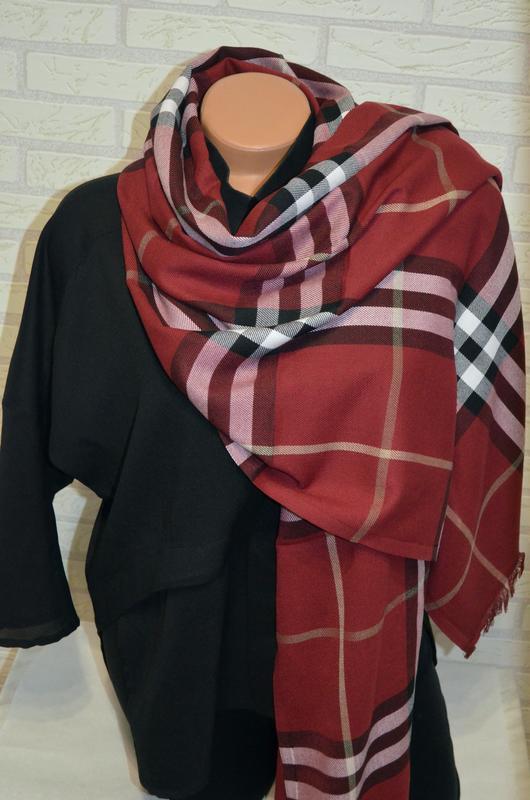 c96b0be9c207 Шикарный шарф палантин burberry, цена - 250 грн,  2988999, купить по ...