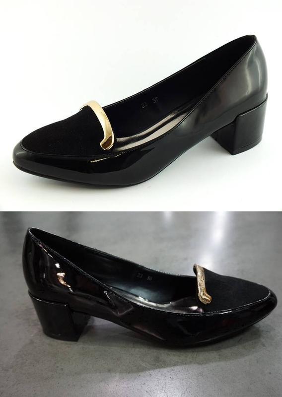f40403a03 Женские очень удобные туфли на не большом каблуке код: 01-13 есть размеры  36 ...