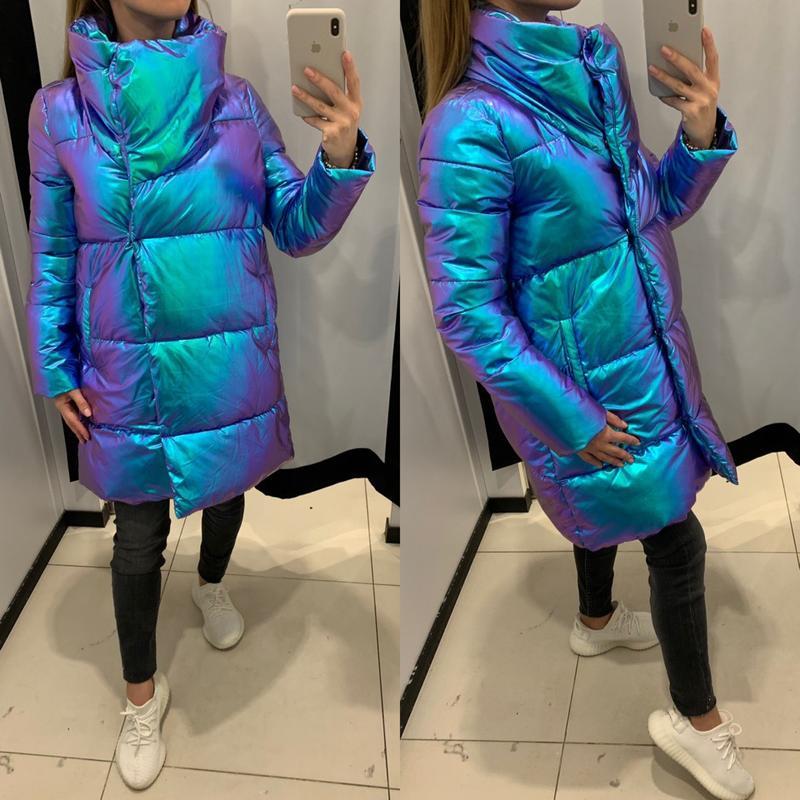 Тёплое пальто хамелеон куртка еврозима mohito есть размеры Mohito, цена - 1175 грн, #26952441, купить по доступной цене | Украина - Шафа
