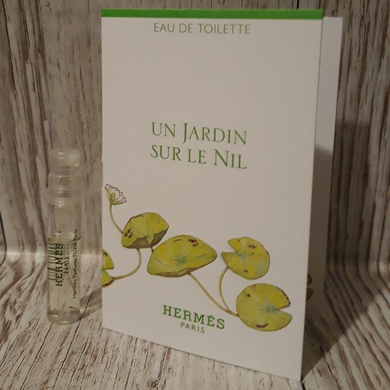 Hermes un jardin sur le nil туалетная вода - купить по доступной цене в Украине | SHAFA.ua