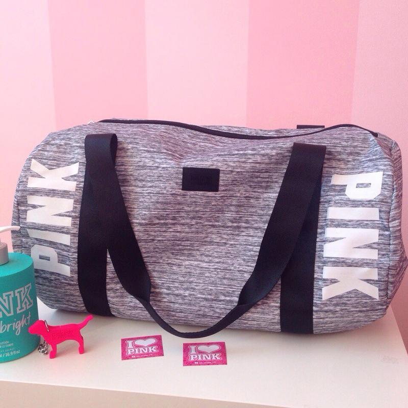 b166940a162d Спортивная сумка pink от victoria's secret Victoria's Secret, цена ...