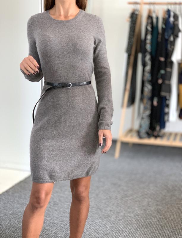Кашемировое платье 36, цена - 700 грн, #27251935, купить по доступной цене | Украина - Шафа