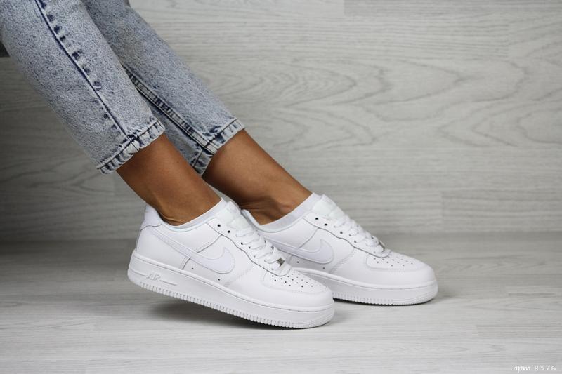 Nike air force 1 low ?женские кроссовки найк белые ?36-41 Nike, цена - 1499 грн, #27252046, купить по доступной цене | Украина - Шафа