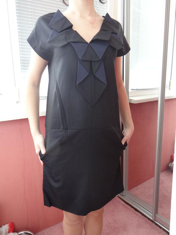 7d04b8c1aa7 Стильное брендовое платье comptoir des cotonniers