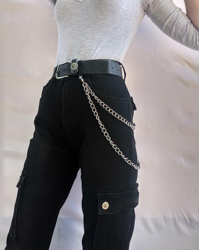 Цепь на штаны портновские ткани