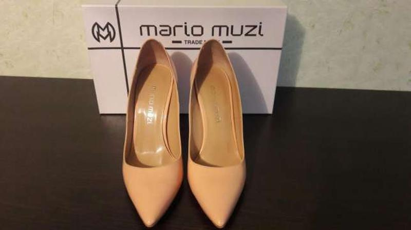 Туфли лодочки mario muzi Mario Muzi 4795a3bddf7eb