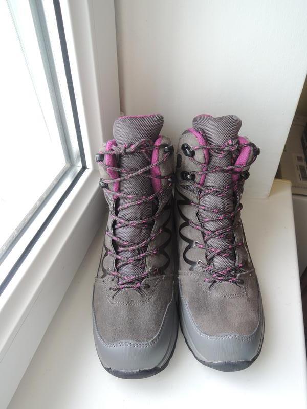 Кожаные термо ботинки crane tentex р.38 (Crane) за 690 грн.