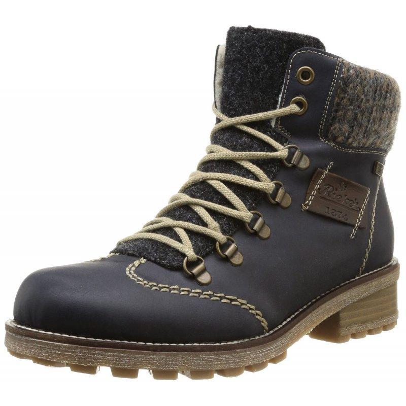 8aa29b50e Зимние ботинки rieker z0444-15 Rieker, цена - 2195 грн, #3108470 ...