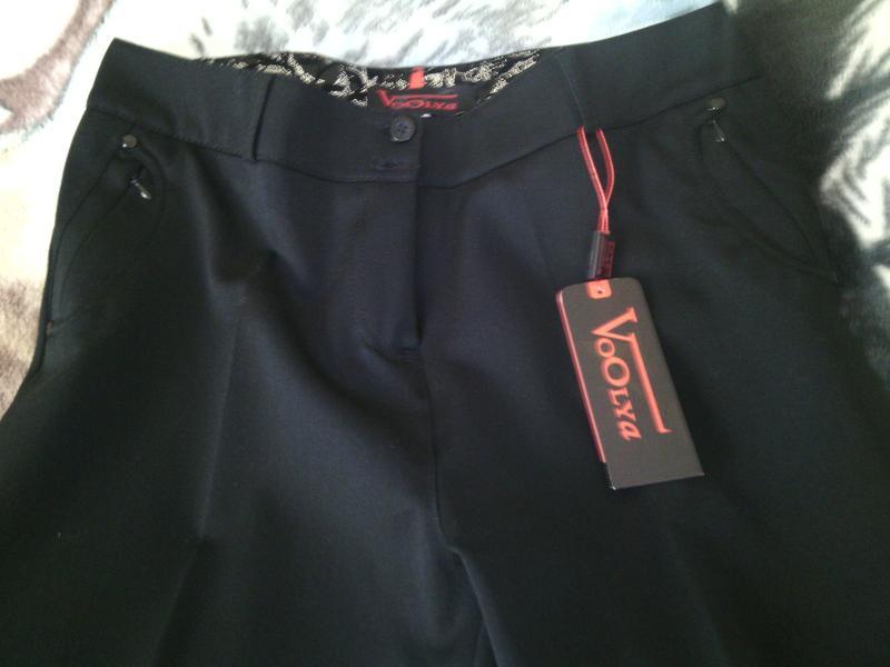 Стильные женские брюки тм voolya классика1 ... 52b78e7f3105e