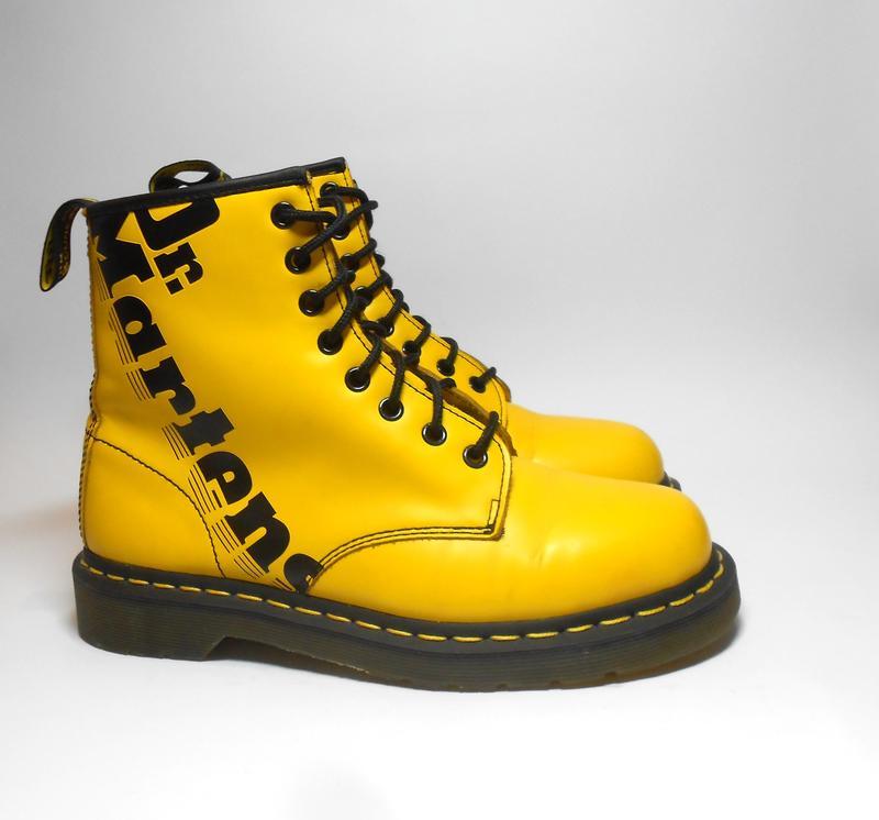 8eae65ad5a8a Желтые ботинки dr. martens оригинал, размер 39 Dr. Martens, цена ...