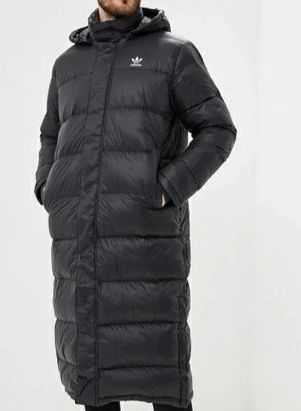 Cubo escribir lema  Куртка пуховик adidas long down jacket dn8050-оригинал, натуральный пух.  Adidas, цена - 5690 грн, #27912995, купить по доступной цене | Украина -  Шафа