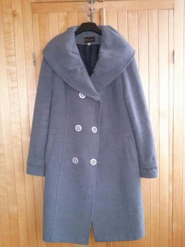 Продам пальто серого цвета на синтепоне  5b83d381f96be