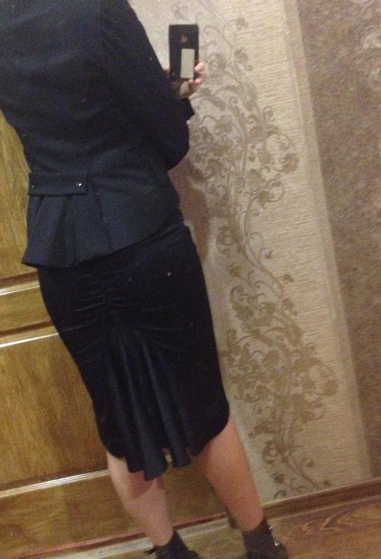 Строгая сексуальная юбка