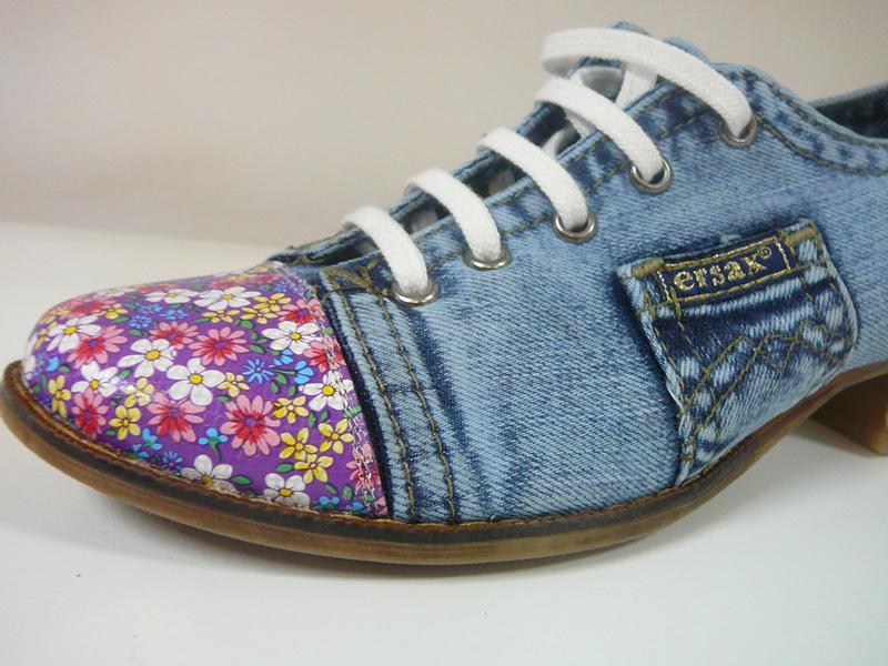 c5a80c26b Ersax женские джинсовые туфли турция 36-40р, цена - 1250 грн ...
