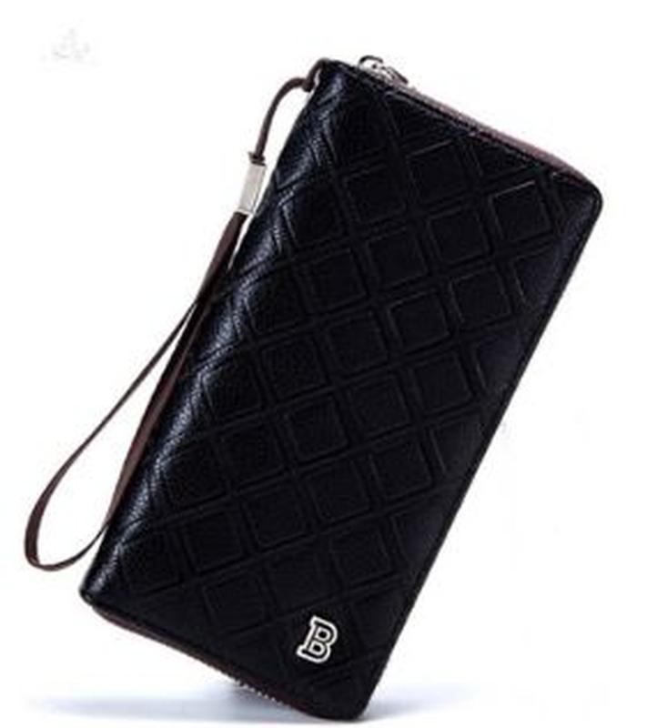 Черный мужской клатч кошелек бумажник baellerry, цена - 360 грн, #28283376, купить по доступной цене   Украина - Шафа