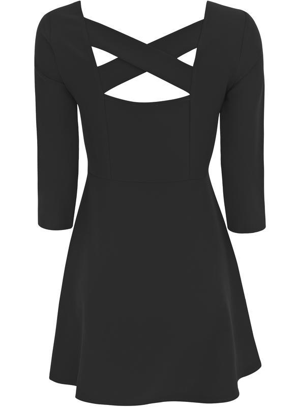 f1018e737d0 Маленькое черное платье от oodji. платье oggi. новое платье с биркой.1 фото  ...