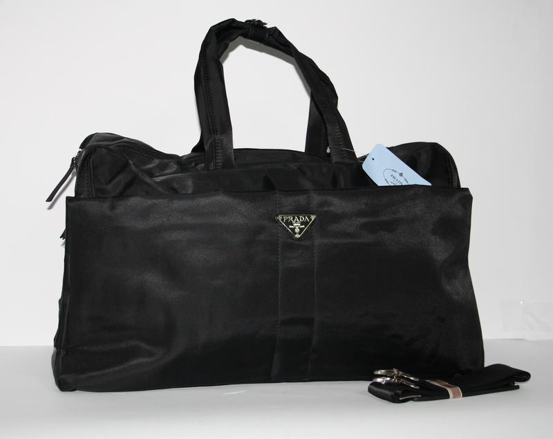 aeb22a2c74c8 Дорожная, спортивная сумка prada 3259 текстиль, ручная кладь1 фото ...