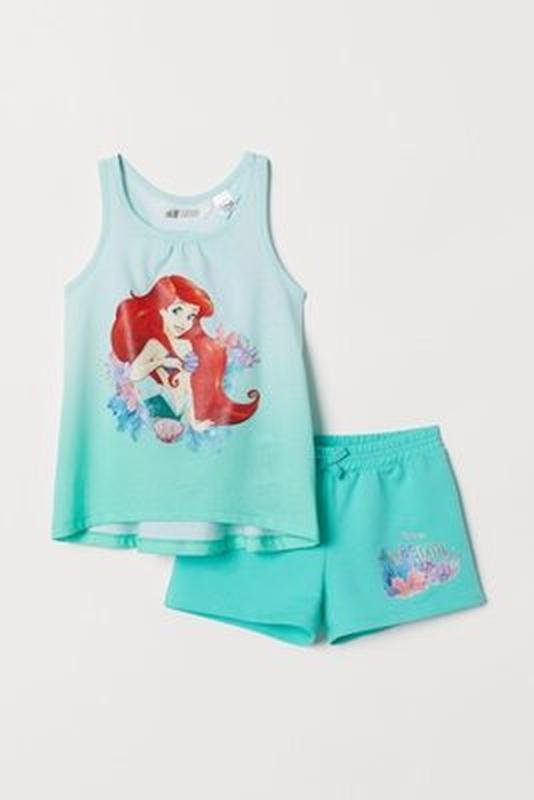Комплект майка и шорты h&m H&M, цена - 250 грн, #28681794, купить по доступной цене | Украина - Шафа