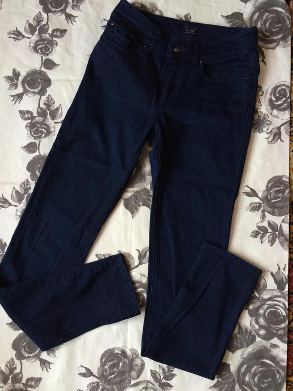 Базові темні джинси висока посадка від armani Armani Jeans 2431f0c838e71