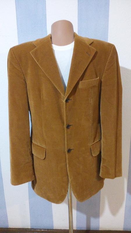 Винтажний вельветовий піджак spengler, цена - 200 грн, #29332340, купить по доступной цене | Украина - Шафа