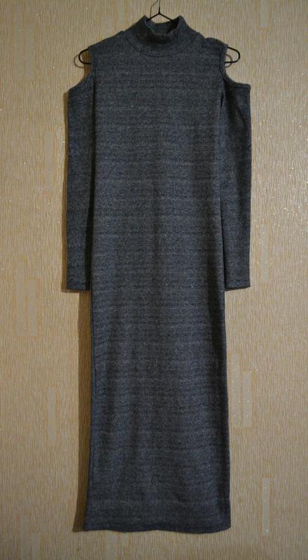Стильне плаття з відкритими плечима ba50b29e07599