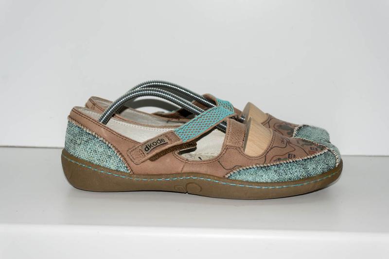 Туфли мокасины dkode, р. 36,5-37. пр-во португалия., цена - 330 грн ... 40dd7d202bd