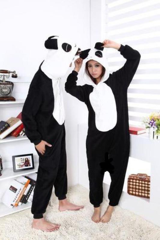 Пижама кигуруми панда kigurumi халат костюм1 ... 12f5f7dac1acc