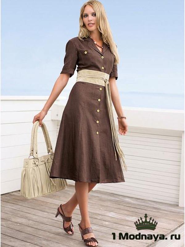 d9f7959d1043 Платье-халат на пуговицах от известного немецкого бренда gerry weber1 фото  ...