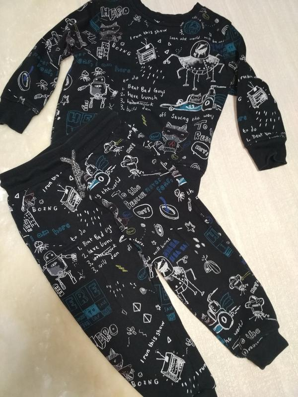 Стильный спортивный костюм из джоггеров и свитшота. george George, цена - 280 грн, #30073173, купить по доступной цене | Украина - Шафа