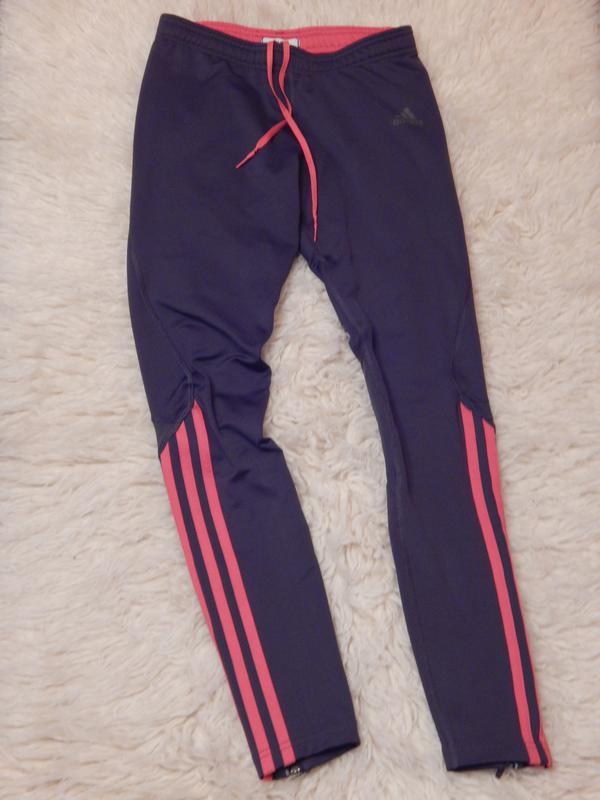 97f18cf926a2 Спортивные лосины-леггинсы adidas clima 365 для тренировок, йоги, танцев (  размер l ...