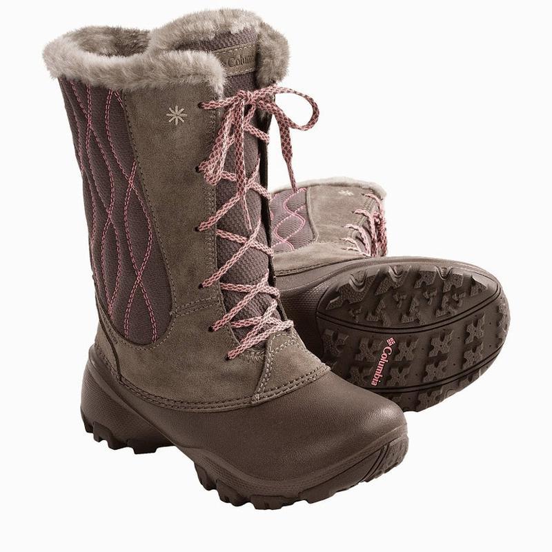 edc6aa52456a Columbia новые зимние ботинки columbia omni-heat для женщины 38 размер 24,5  см1 ...