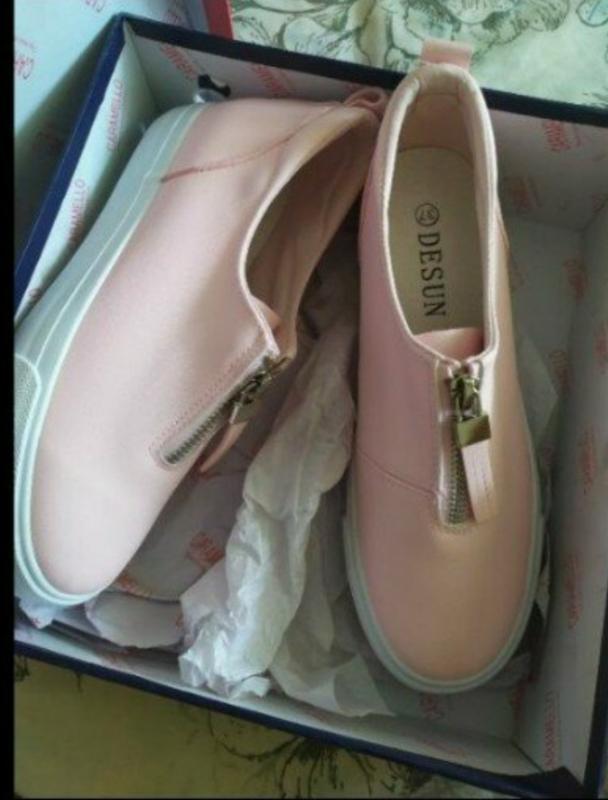 Слипоны туфли лоферы, цена - 155 грн, #30650449, купить по доступной цене   Украина - Шафа
