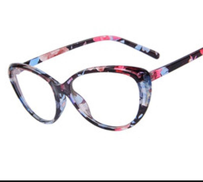 5d6394f078e5 Очки имиджевые кошки кошачий глаз цветочная оправа, цена - 120 грн ...