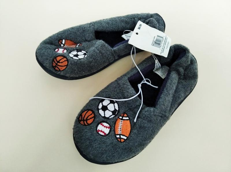 Теплые тапочки на мальчика, цена - 120 грн, #30847382, купить по доступной цене | Украина - Шафа