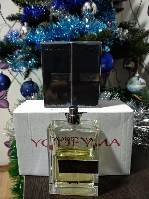 Yodeyma parfums мужская парфюмерия, цена - 100 грн, #30902974, купить по доступной цене | Украина - Шафа